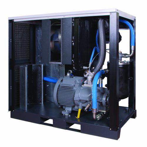compressore a vite inverter made in italy